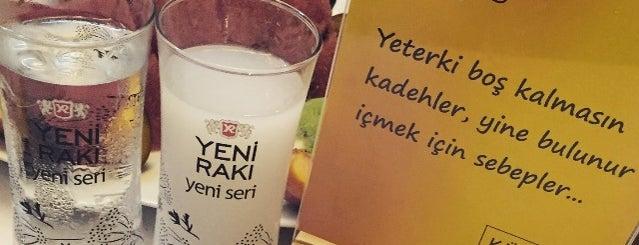 Küpeli Meyhane is one of Ankara Highlights & Travel Essentials.