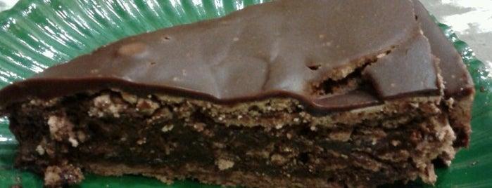 La Mejor Tarta De Chocolate Del Mundo is one of Mapa pastelón.