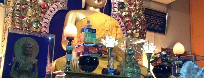 Dalai Lama Temple | दलाई लामा मंदिर is one of Orte, die ★ Ju gefallen.