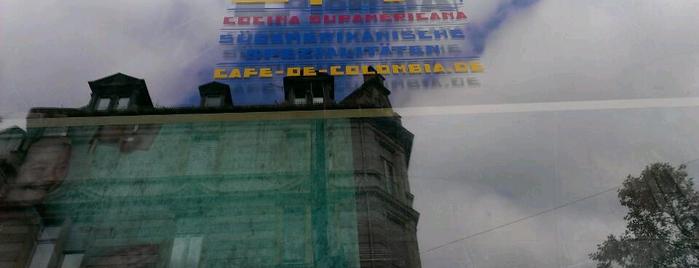 Café de Colombia is one of WiesMainz.
