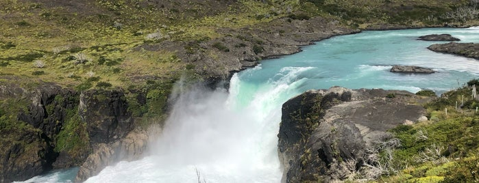 Salto Grande waterfall is one of Чили.