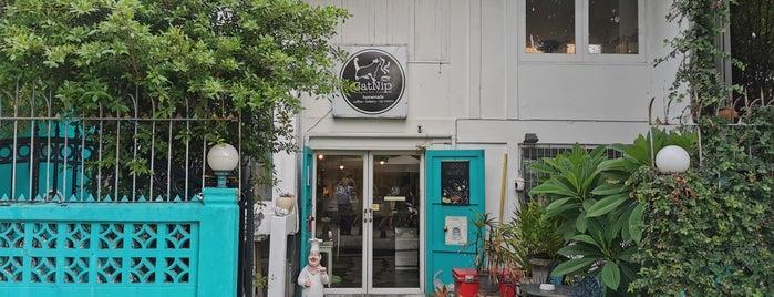 Catnip Café is one of BKK_Tea/ Chocolate/ Juice Bar.