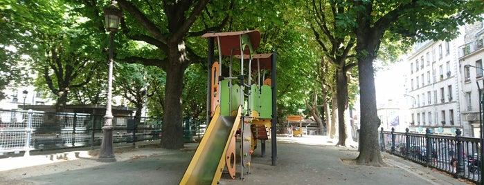 Square des Recollets is one of Paris.