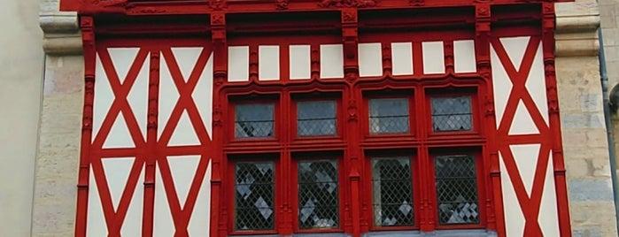 Mulot & Petijean is one of Burgundy.