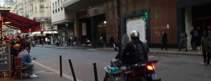 Rue de Mogador is one of Paris.