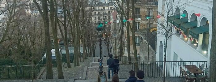 Rue Foyatier is one of Paris 2019.