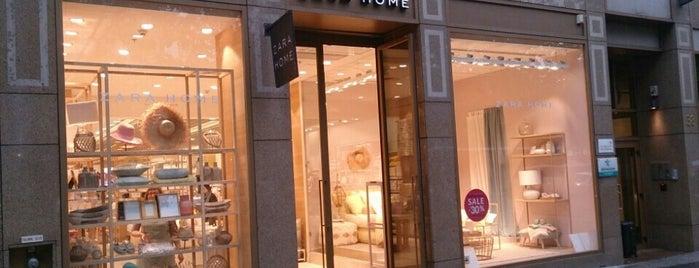 Zara Home is one of スペイン、フランス.