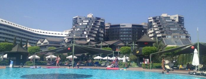 Limak Lara Outside Pool is one of Antalya-Lara.