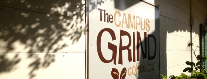 Campus Grind is one of Livin' Large Summer.