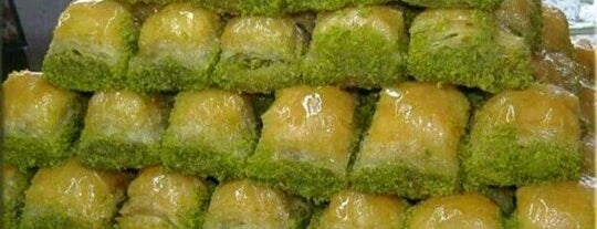 Öz Gaziantep Baklavacim is one of Lugares guardados de Zeyno.