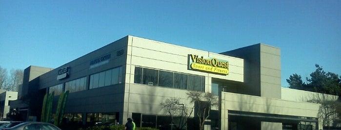 Vision Quest Sports And Fitness is one of Laura'nın Beğendiği Mekanlar.