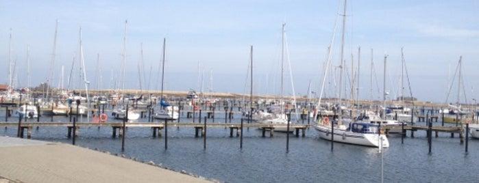 Yachthafen Heiligenhafen is one of Lieux qui ont plu à Jan-Dirk.