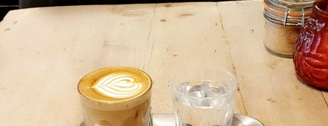 Pot Kettle Black is one of Manchester: Cafés & Coffee.
