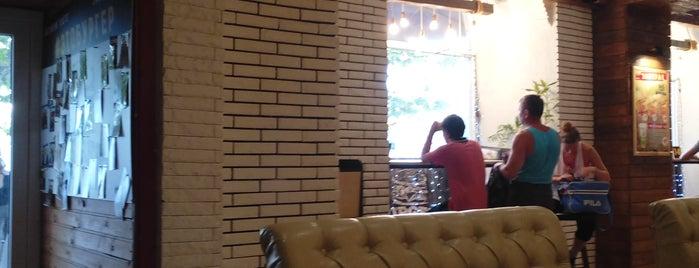 The Burger is one of Tempat yang Disukai Марина.