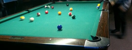 Chester's Pool Hall is one of Fun.