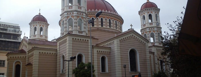 Metropolitan Cathedral of St. Gregory Palamas is one of Central Macedonia.