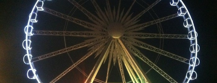 Brighton Wheel is one of 3viajes 님이 좋아한 장소.