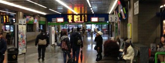 Stazione Milano Bovisa - Politecnico is one of Top 100 Check-In Venues Italia.