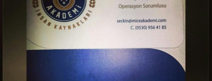 İstanbul Tanıtım Ve Organizasyon is one of Derya 님이 저장한 장소.