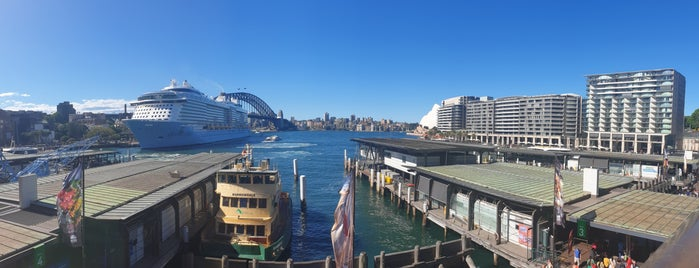 Cahill Expressway Lookout is one of 🇦🇺 Commonwealth of Australia.