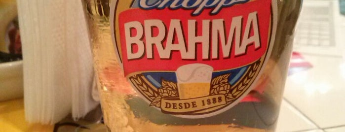Quiosque Chopp Brahma is one of JC.