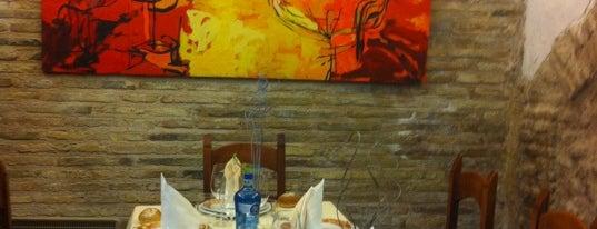 restaurante la boveda del mercado is one of Claudia : понравившиеся места.