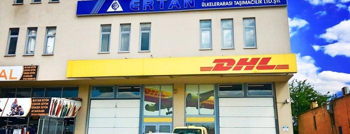 Ertan Gümrükleme is one of สถานที่ที่บันทึกไว้ของ Özgür Yaşar.
