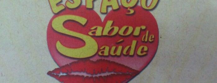 Espaço Sabor de Saúde -Sem Glúten / Sem Lactose is one of Sem glúten.