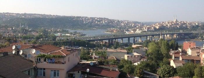 Eğrikapı is one of İstanbul'un Semtleri.