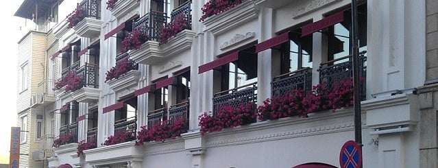Dosso Dossi Hotels Old City is one of sauna spa masaj.