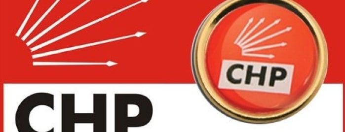 Cumhuriyet Halk Partisi Kadıköy İlçe Başkanlığı is one of Ae912.