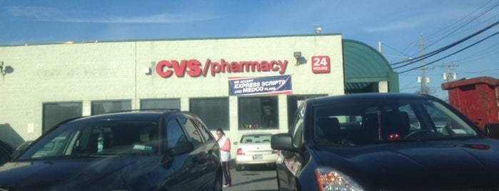 CVS pharmacy is one of DaSH's Liked Places.