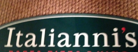 Italianni's is one of Gourmet.