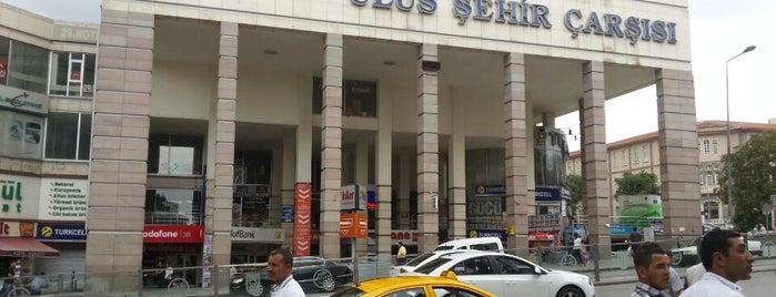 Ulus Şehir Çarşısı is one of Locais curtidos por Asena.