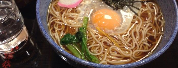 Komoro Soba is one of Posti che sono piaciuti a Mizuno.