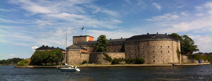 Vaxholm is one of Stockholm.