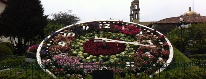 Reloj Floral is one of Elías 님이 좋아한 장소.