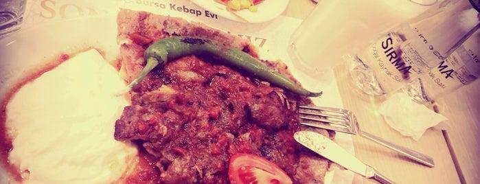 Bursa Kebap Evi is one of Lugares favoritos de Esra.