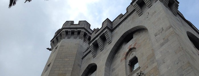 Castillo de Arteaga is one of Lugares favoritos de Ricardo.