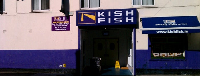 Kish Fish is one of Dublin: Favourites & To Do.
