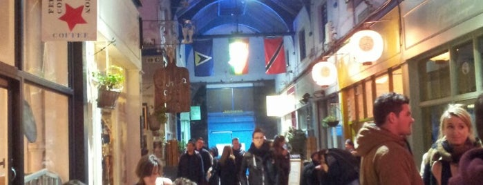 Brixton Village is one of London Markets & Food Stalls.