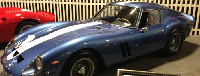 Simeone Foundation Automotive Museum is one of Philly.