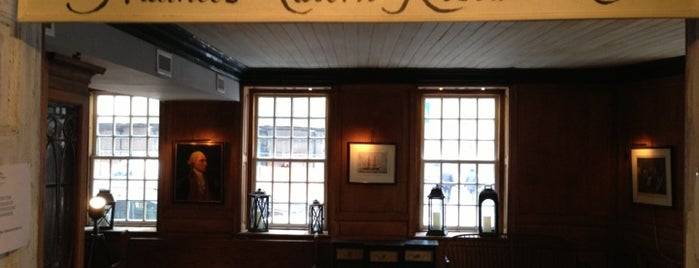 Fraunces Tavern is one of 30 Places to Try Cider Right Now.