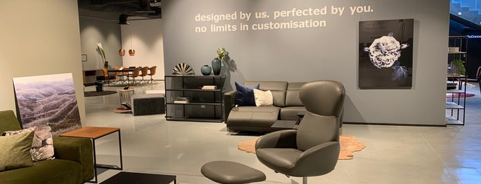 BoConcept is one of Furniture.