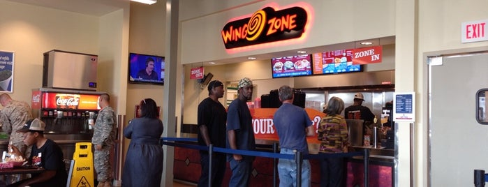 Wing Zone is one of Latonia's Liked Places.