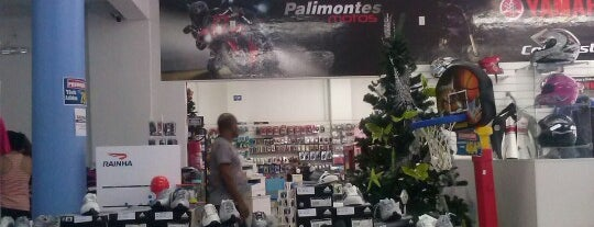 Palimontes Sports is one of montes claros.