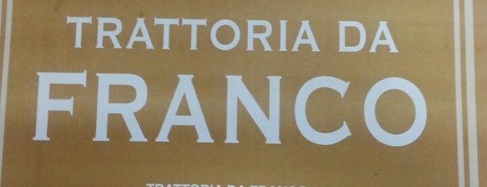 Trattoria Da Franco is one of Guanajuato.