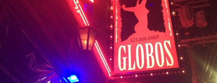 Club Los Globos is one of Living in Southern California.