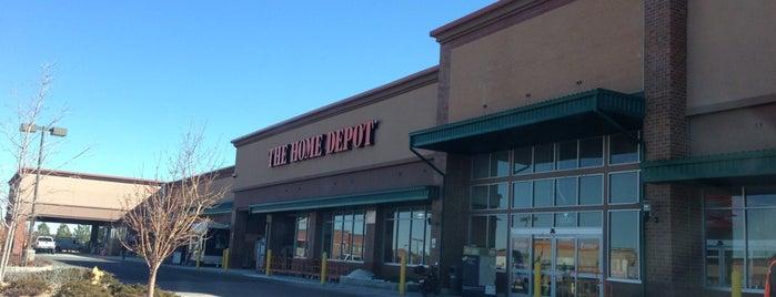 The Home Depot is one of Scott : понравившиеся места.