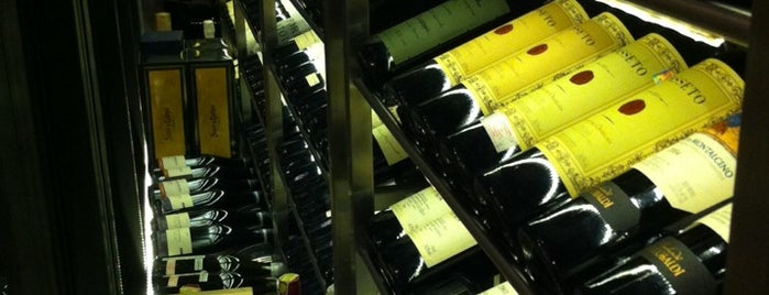 Vinoteca Wine & Cigar Lounge is one of LOUNGE & BAR.